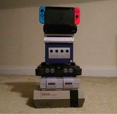 By standing on the shoulders of giants... #nintendo