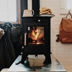 Small Wood Stoves for Tiny Spaces - Tiny Wood Stove