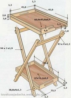 Outdoor Furniture Chairs, Folding Furniture, Bar Furniture, Pvc Pipe Projects, Diy Wood Projects, Crate Decor, Plywood Table, Decoupage Box, Diy Box