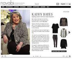 Image result for kathy bates fashion