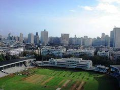 """""""Brabourne Stadium"""".               # Mumbai, Índia."""