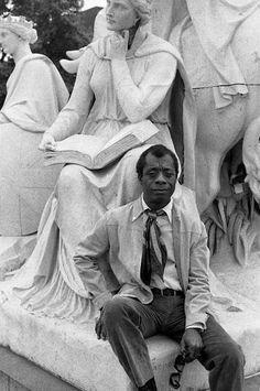 James Baldwin 1969        (image credit: Allan Warren)