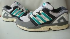 Cost Charm Men's Shoes UK: Adidas Zx 8000 Fall Of The Wall