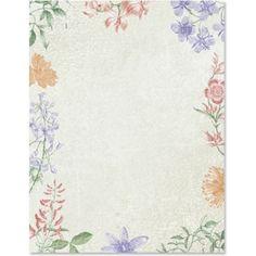 Paper Frames - Botanical PaperFrames | Paper Direct