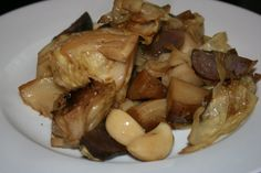 Roasted Cabbage and Potatoes | The perfect side dish recipe for St. Patrick's Day!