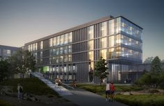 CO Architects Unveils Biological Physical Sciences Building at UC San Diego