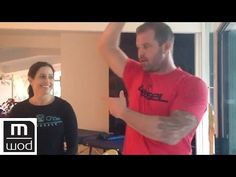Tricep Partner Smash | Feat. Kelly Starrett | MobilityWOD
