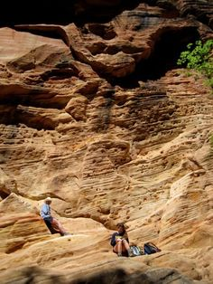 Hidden Canyon, Zion National Park, Utah