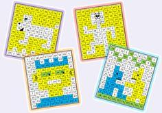 La multiplication par le jeu