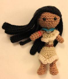 Pocahontas crochet