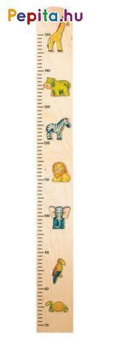 Vadállatos magasságmérõ léc fából.Magassága: 90 cm.70 - 150 cm-ig mér. Pajama Pants, Pajamas, Pjs, Sleep Pants, Pajama, Pyjamas