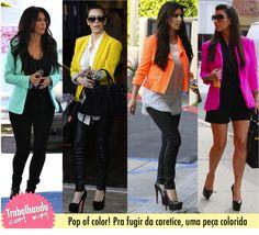 looks pra ir pro trabalho. (via Fashionismo)