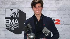 Shawn Mendes Eminem and U2 among winners at MTV Europe Music Awards   Irish rockers U2 were presented with a Global Icon award in recognition of their decades at the top of the music industry.  LONDON: Canadian pop singer Shawn Mendes led the pack at the MTV Europe Music awards on Sunday night taking home Best Song Best Artist and Biggest Fans awards in a show that featured performances from French Montana The Killers and Kesha.  British R&B singer Rita Ora performed the hosting duties as…