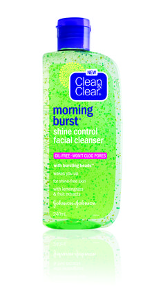 Clean and Clear Morning Burst Face Wash