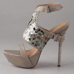 L.A.M.B Tuesday Shoesday! Tuesday Shoesday.