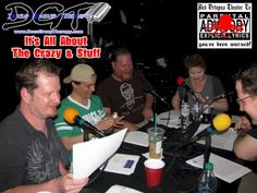 Doc's Group Therapy Comedy Podcast Show (March 2012) - Public Theater at Little Rock, Arkansas