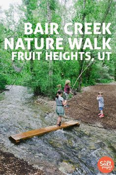 Nicholls Park | Castle Park | Bair Creek | Fruit Heights | Adventurin' | The Salt Project | Things to do in Utah with kids