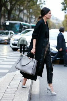 Paris streestyle 2015_ love this look