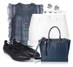 """""""Untitled #191"""" by heyimsara on Polyvore featuring Isabel Marant, Topshop, Dolce Vita, FOSSIL and BKE"""