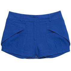 Shorts saia crepe