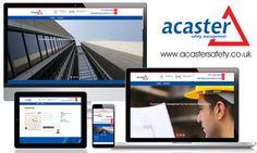 New Responsive Website for Acaster Safety Management