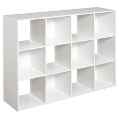 "Cubeicals 35"" Cube Unit Bookcase by ClosetMaid"