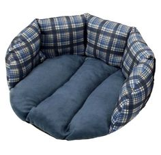 Dallas Manufacturing Co High Back Bed Blue >>> Check out the image by visiting the link. (This is an affiliate link and I receive a commission for the sales) Diy Dog Bed, Cool Dog Beds, Dogs Tumblr, Toy Yorkie, Comfy Dog Bed, Hamster, Dog Rooms, Fluffy Dogs, Blue Bedding