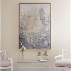 Grey Paint Colors for Foyer | ... paint color, entrance, foyer, lucite bench, greek key bench, lucite