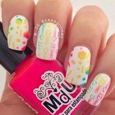 """""""#NOTW Do you love these gorgeous #manicures as much as we do? #BMShoutOut to: @cassgooner @karinka_nails @mglazer07 @mininailblog @twi_star Thanks for all…"""""""