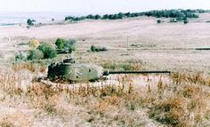 T-34/85 turret used as static bunker on Bulgaria-Turkey border