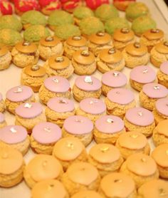 Choux pastries, Arnaud Delmontel, Paris