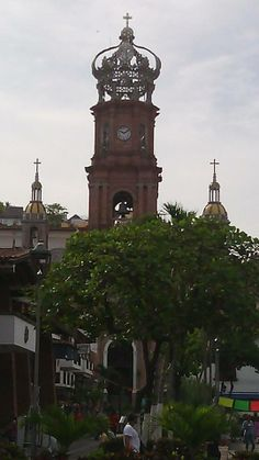 Antigua Catedral de Puerto Vallarta México