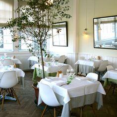 ORANGERIET - the King's Garden Copenhagen, excellent for Lunch, outdoor service