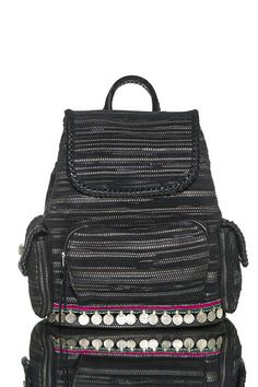 18 Backpacks That Make Any Outfit Cool #refinery29  http://www.refinery29.com/67735#slide9  Simone Camille The Backpack, $920, available at Simone Camille.