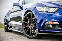2016 Ford Mustang Hennessey HPE750