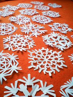 Zo mooi ... zo leuk: Sneeuw- en ijskristallen knippen