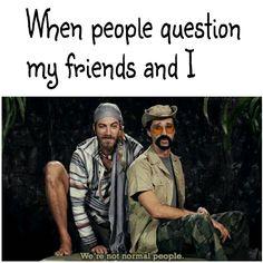 Rhett and Link.