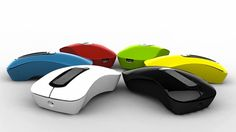 Smart Computer Mouse Carries Your Digital Identities Between Devices