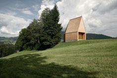 Bernardo Bader, Kapelle Salgenreute, Krumbach, Bregenzerwald, Foto: Adolf Bereuter