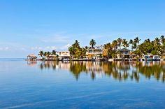Fotka, Foto Pohled na domy na pláži (Key West, USA) Key West Florida, Florida Usa, Florida Keys, Florida Beaches, South Florida, Florida Girl, Orlando Florida, Miami Beach, Beach Town