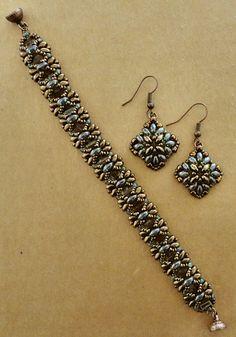 Linda's Crafty Inspirations: Bracelet of the Day: Dragonfly Bracelet