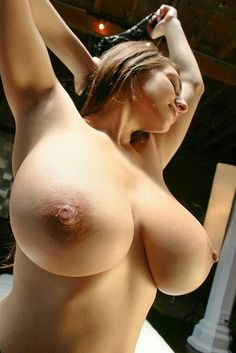Swollen sensitive breasts