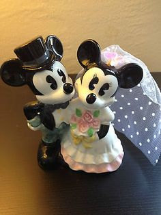 Disney China Mickey Cake Topper!!! LOVE it!!