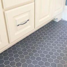 grey floor tiles bathroom octagon - Google Search