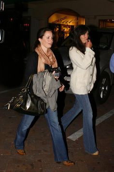Shannen Doherty and Holly Marie Coombs leaving Nobu Restuarant 3-39-08