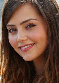 The Doctor's new companion: Jenna-Louise Coleman