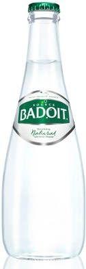 Badoit jemne perlivá 20 x 0,33l sklo