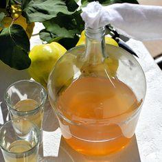 Quittenlikör Rezept | Küchengötter