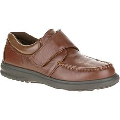 f915b678891ab Hush Puppies Gil Mens Moc Toe Leather Shoes JCPenney