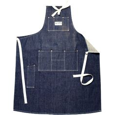 Stronghold Selvage Denim Apron